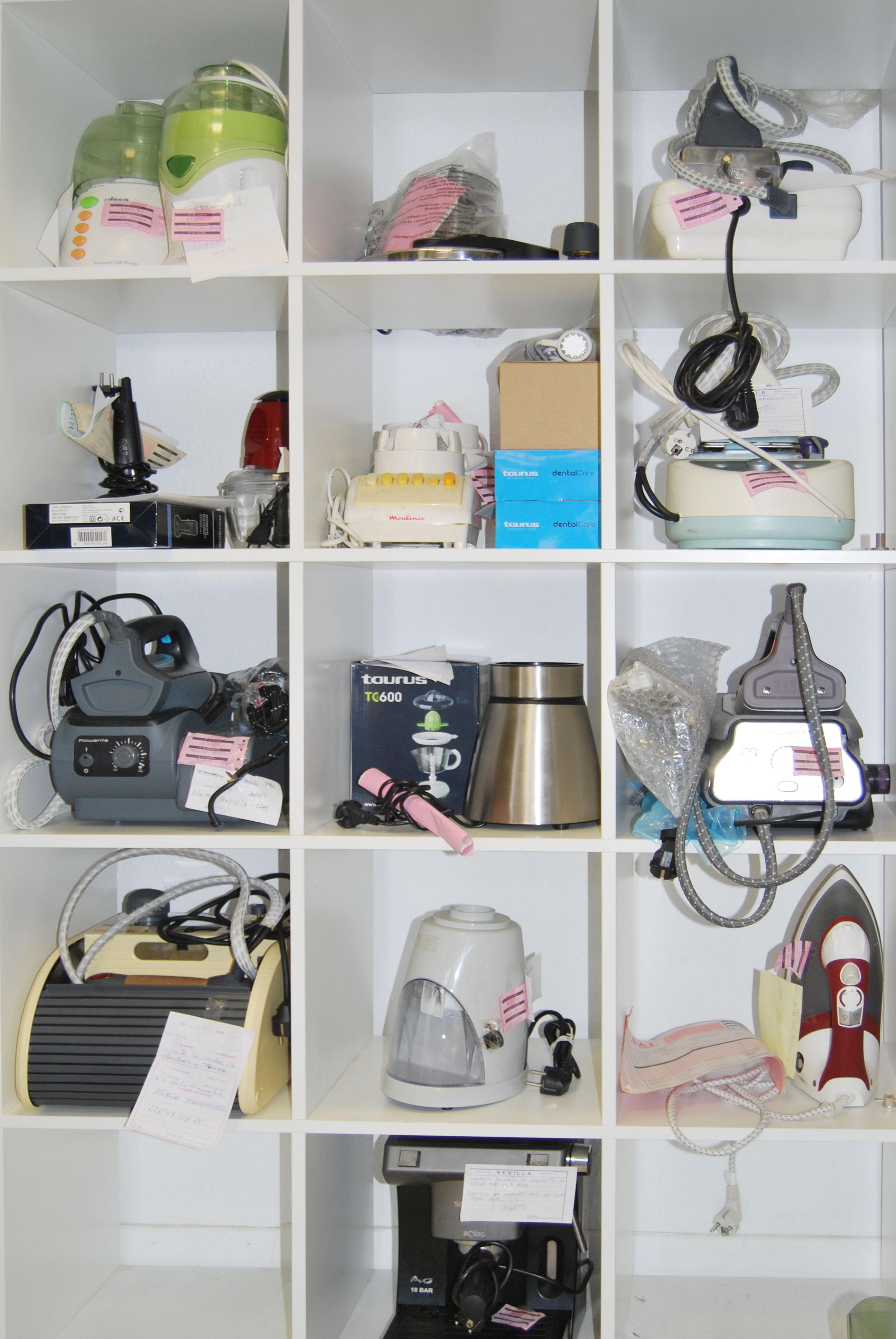 Asistencia Técnica Oficial Pequeños Electrodomésticos