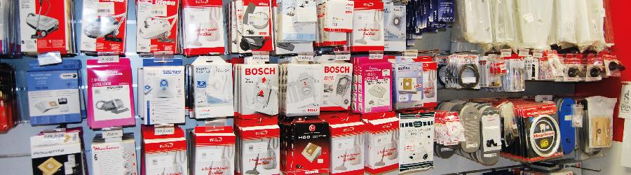 Venta de repuestos de electrodomésticos Madrid